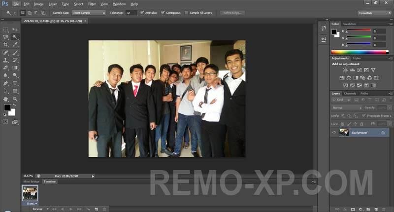 Cara Install & Aktivasi Adobe Photoshop CS6 Full Serial Crack :