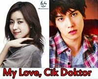 Novel : My Love, Cik Doktor