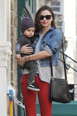 Hollywood Celebrity Couples Son Flynn Bloom