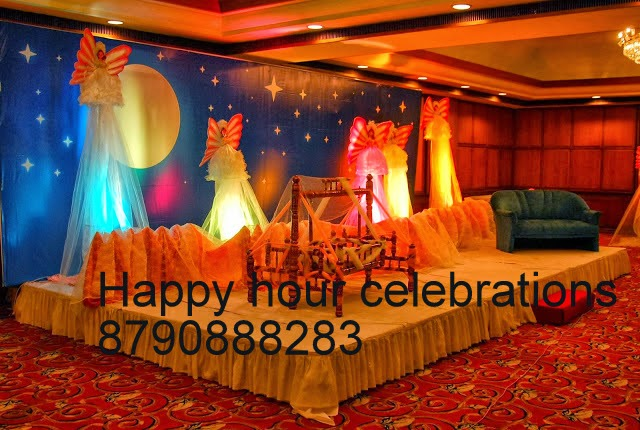 Birthday party decorations in hyderabad june 2014 for 3d decoration for birthday