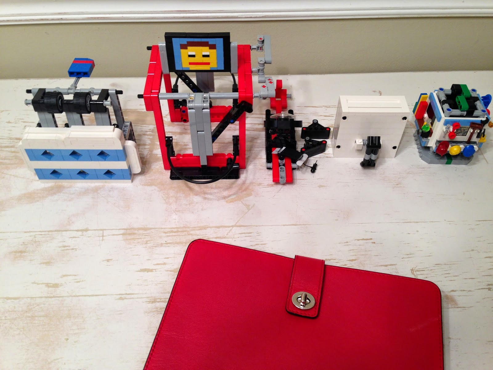 first lego league building instructions