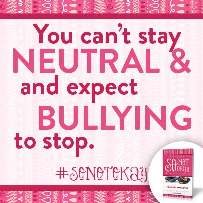 Stand up against #bullying. #sonotokay