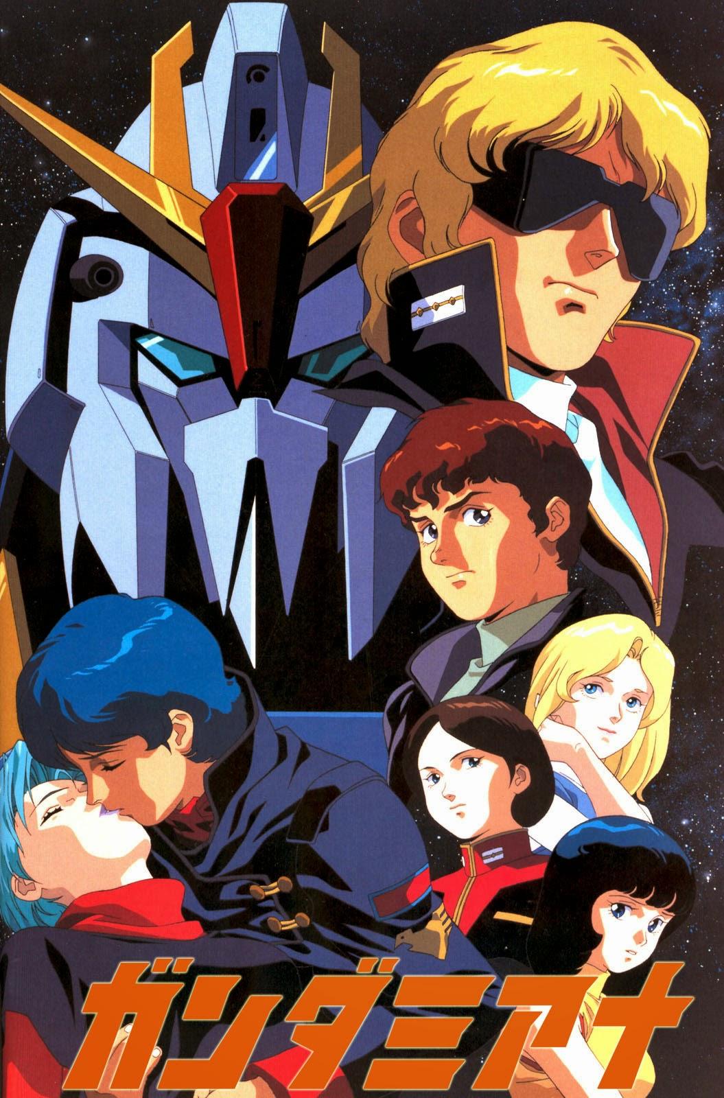 Z Gundam serie TV