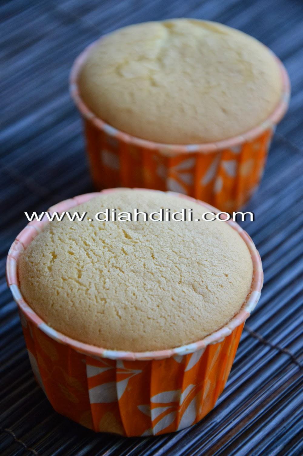 Diah Didis Kitchen Step By Step Menghias Cupcake Sederhana