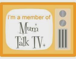watch me over on Mum Talk TV...