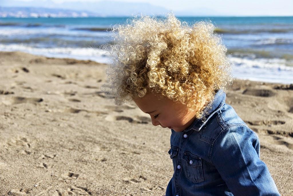 fotografía niños Málaga