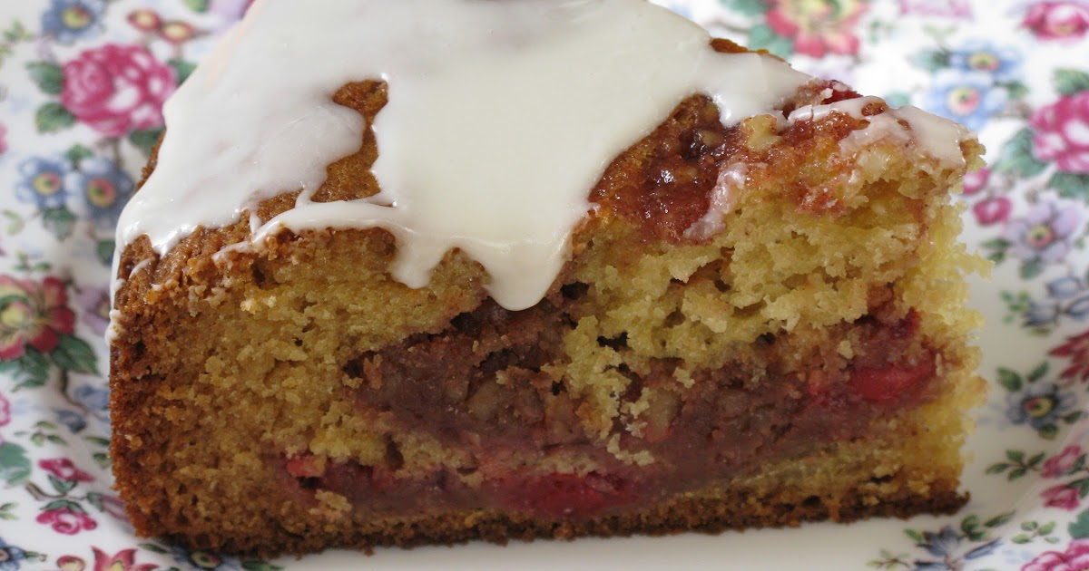 Cherries Yellow Cake Mix Butter Slow Cooker