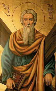 Azi 30 noiembrie praznuirea Sfantului Apostol Andrei, ocrotitorul Romaniei !