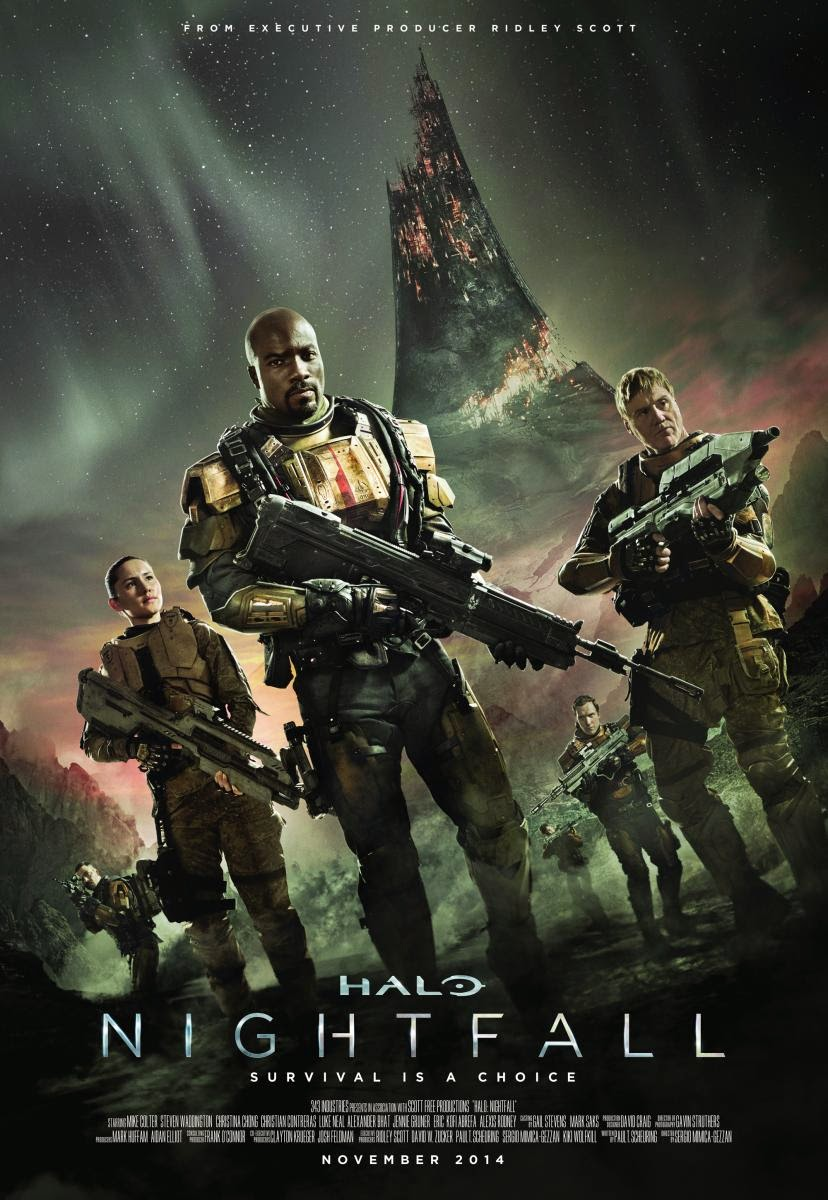Capitulos de: Halo: Nightfall