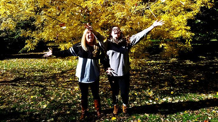 Fall at the University of Idaho