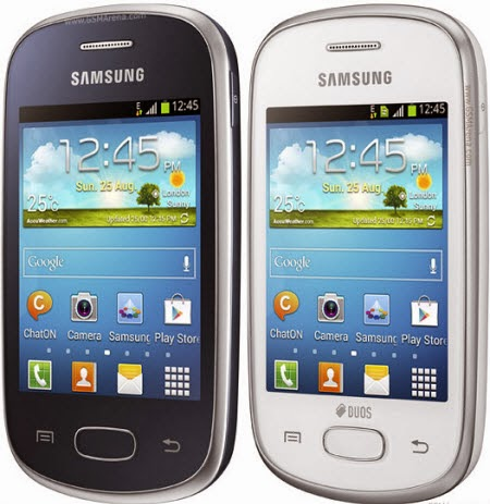 Cara Flash Samsung Galaxy Star S5280 / S5282 Latest Firmware