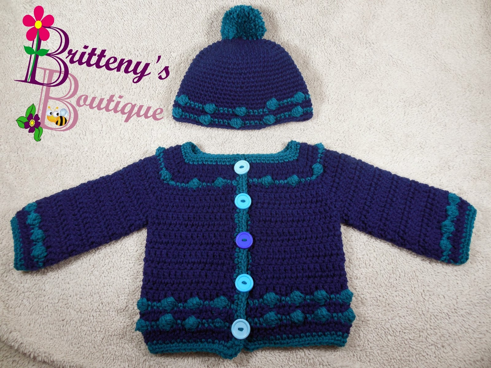 8739b4ed7 Britteny Off the HOOK!!  Baby s Bouncing Ball Sweater