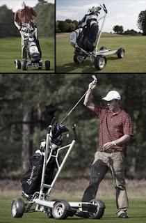 7 Modifikasi Mobil Golf Paling Keren dan Unik