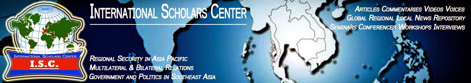 International Scholars Center - The Cambodian Observer