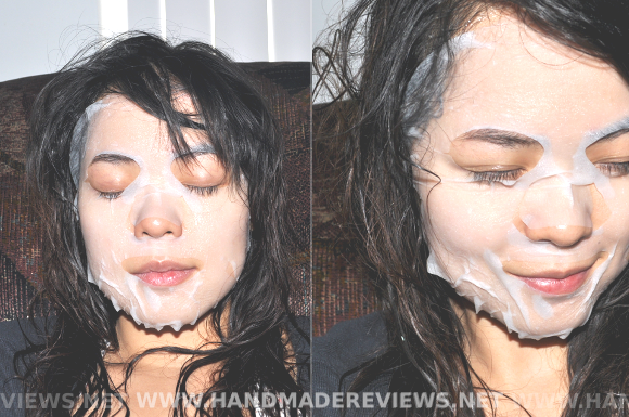 Karuna Brightening Treatment Mask Review Handmade Reviews