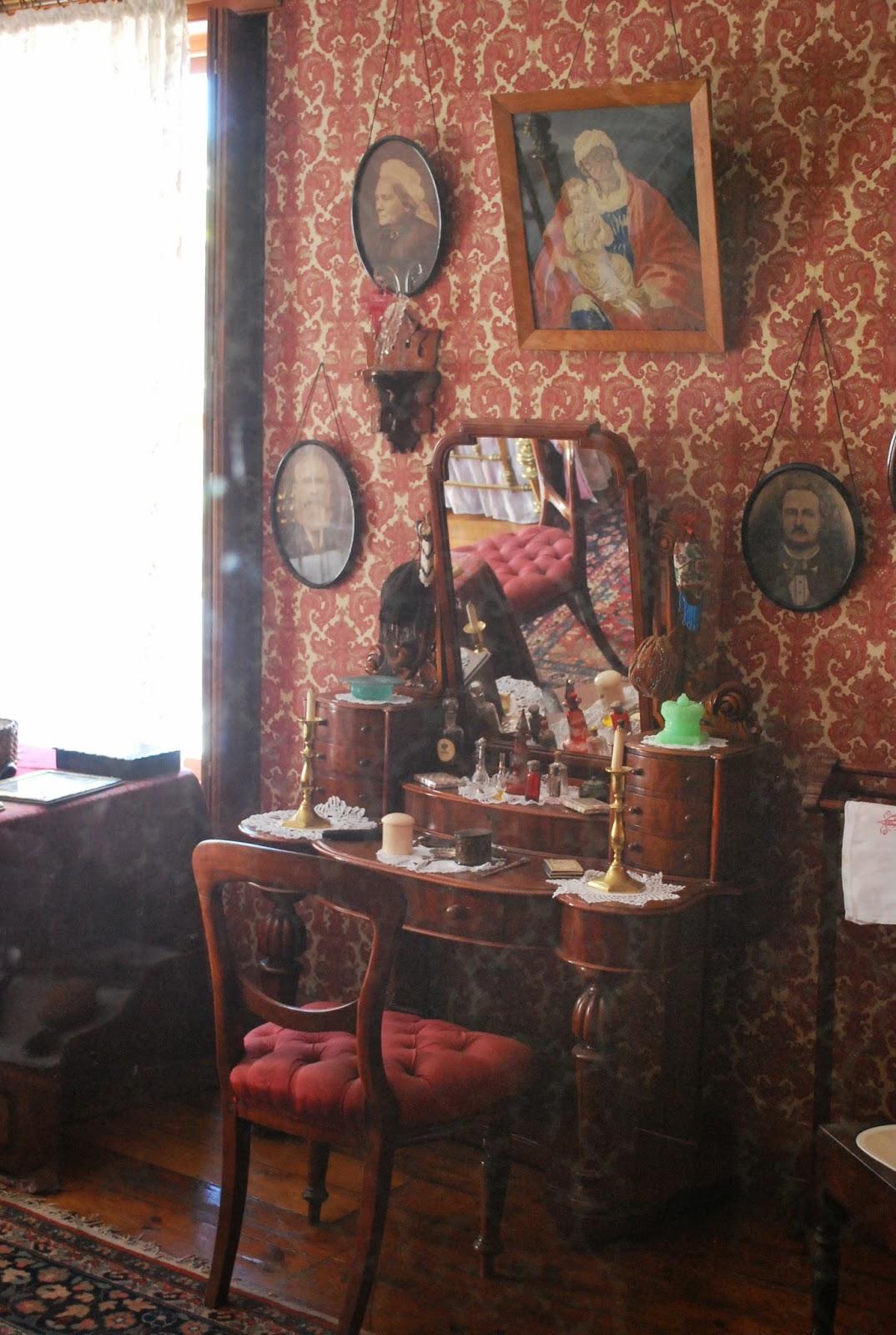Une chambre à soi Miroir