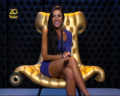 Fotos Kelly Baron no Big Brother VIP