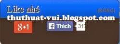 Cách tăng Like Facebook nhanh hiệu quả với code dán vào Web, blog