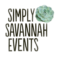 Savannah Wedding Planner: Simply Savannah Events
