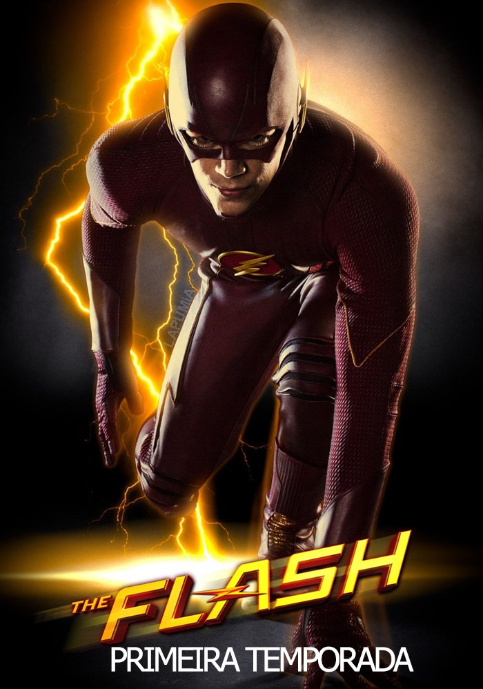 The Flash 1ª Temporada Completa Torrent - WEB-DL 1080p Dual Áudio (2015)