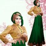 B0452 Green Ariella Arida SOLD OUT