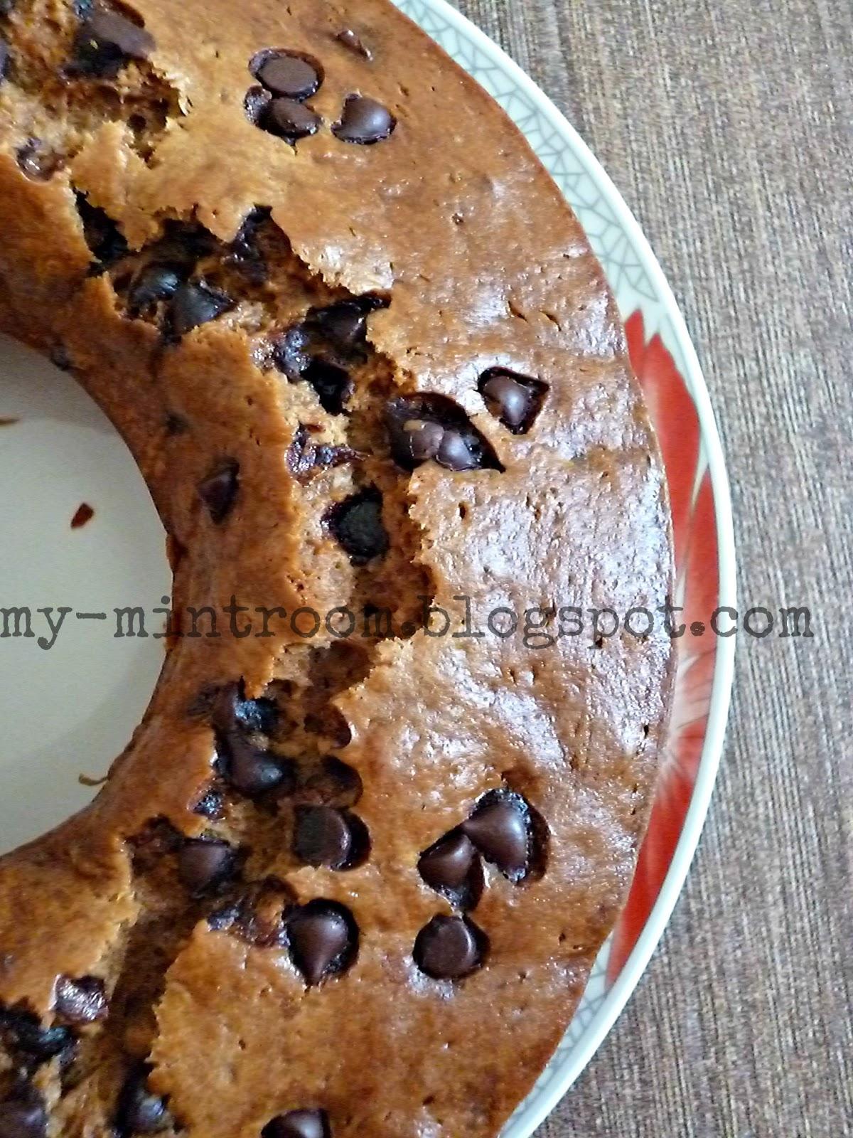 Chocolate Chip Coffee Cake Recipe In Bundt Pan