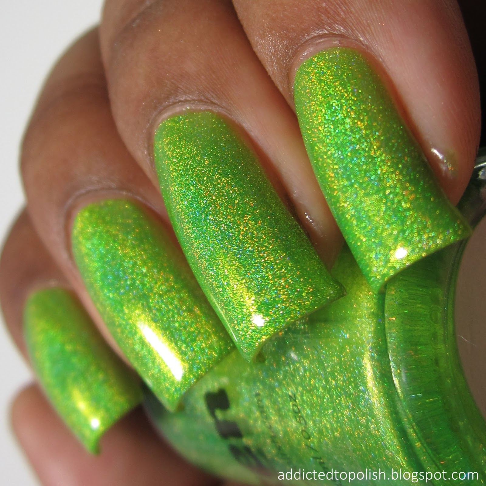 Smitten-Polish-Electric-Lime-Neon-Green