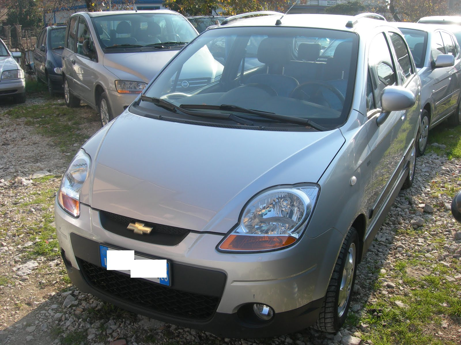 CHEVROLET MATIZ 1.0 GPL DI SERIE ACCESSORI FULL OPTIONAL ANNO 2010