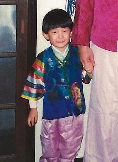 Lee_Jun_Ki_Çocukluğu