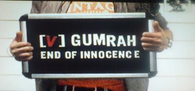 Gumrah on Channel V