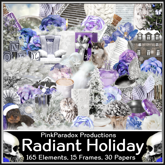 Animated Tag Show Off Using Carries New Kit Radiant Holiday Here Designed To Match Very Manys Winter Princess Tube Here I Made A Template To Use On My