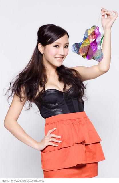 Chen Jing 陈静 Chen Jing 陈静 Dada Chan Skirt 014