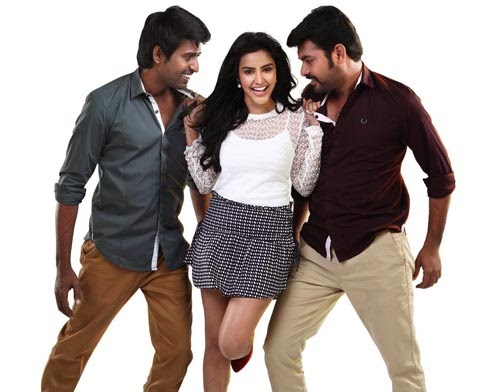 Oru Oorla Rendu Raja Movie New Stills
