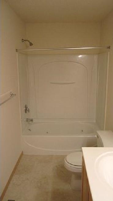 A Master Bathroom Dilemma Through The Front Door