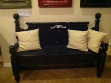 Chippy Black Bench- SOLD