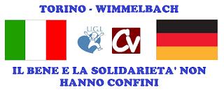 Torino - Wimmelback - Il bene e la solidarietà non hanno confini