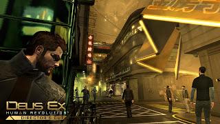 deus ex human revolution directors cut wii u screen 4 E3 2013   Deus Ex: Human Revolution   Directors Cut (Multi Platform)   Screenshots, Artwork, & Press Release