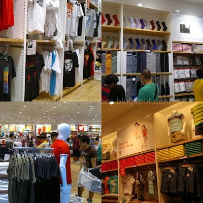 shirts, store