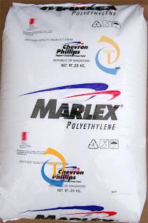 Hạt nhựa thổi chai HDPE HHM 5502 - Marlex