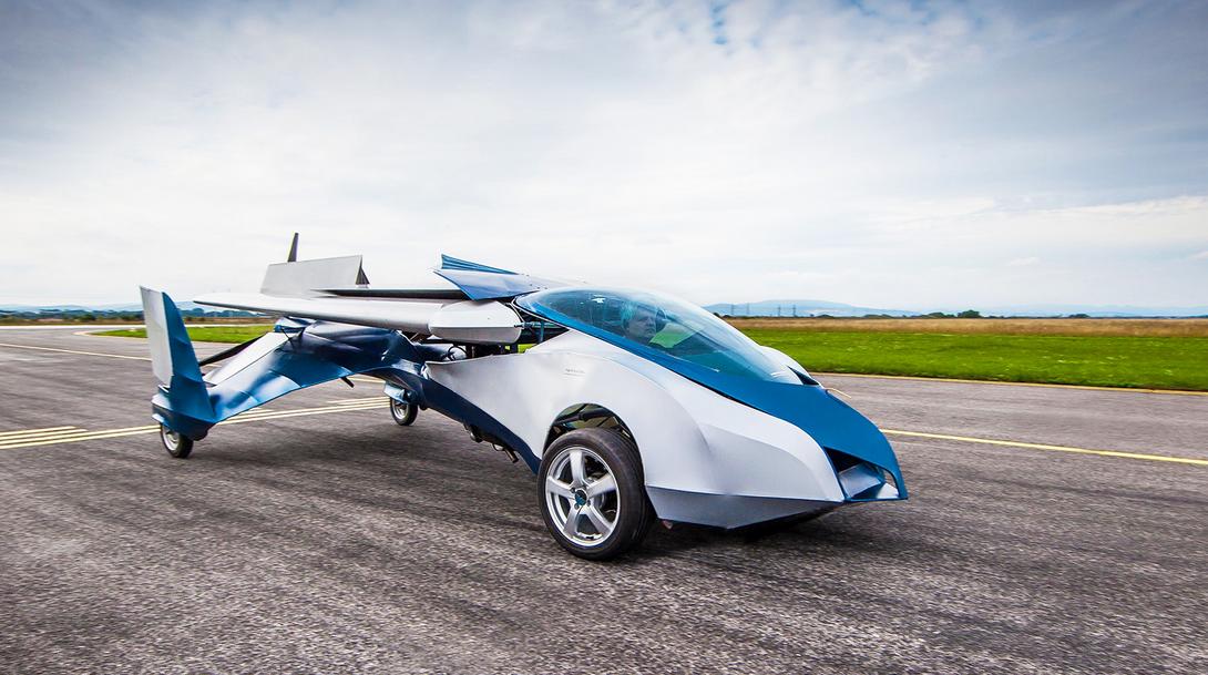 flying car AeroMobil 3.0,AeroMobil 3.0