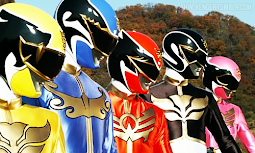 Power Rangers:Super Megaforce