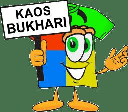 icon kaos bukhari
