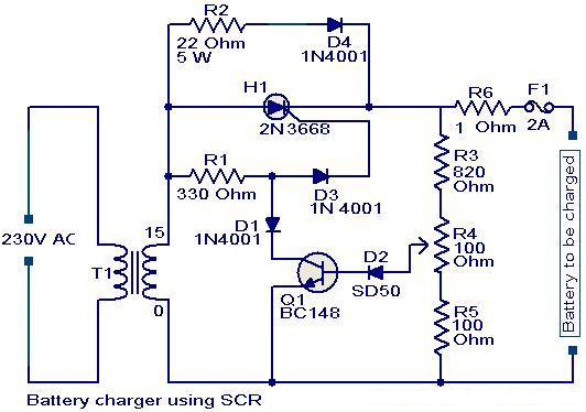 Constant Voltage Battery Charger For A Yamaha Generator