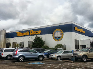 Tillamook Cheese and More