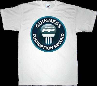 corruption partido popular pp spain is different useless spanish politics t-shirt ephemeral-t-shirts