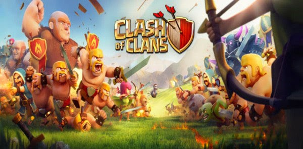 Download Clash of Clans 6.322 Mod APK Unlimited Gold