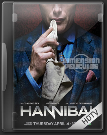Hannibal Temporada 1 (HDTV Inglés Subtitulada) (2013)
