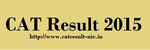 IIM-CAT-2015-Result