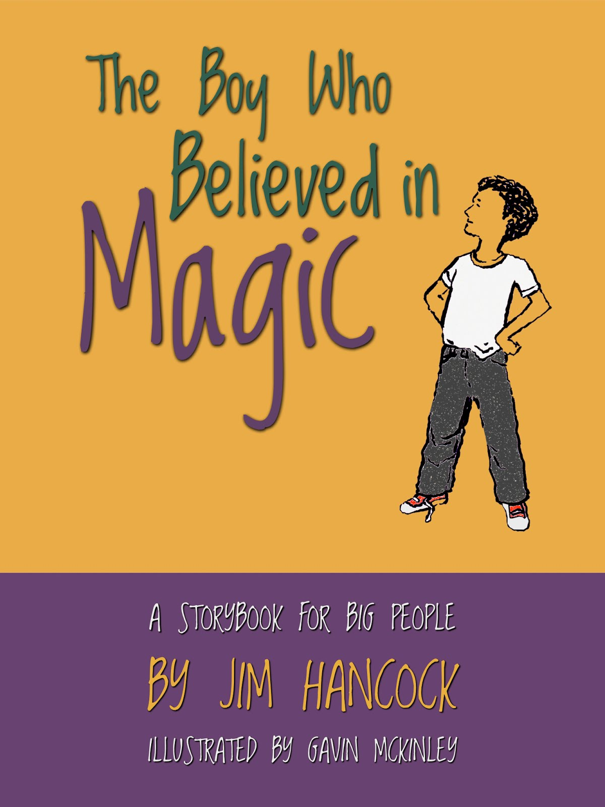 ::  The Boy Who Believed in Magic :: New Digital Editions