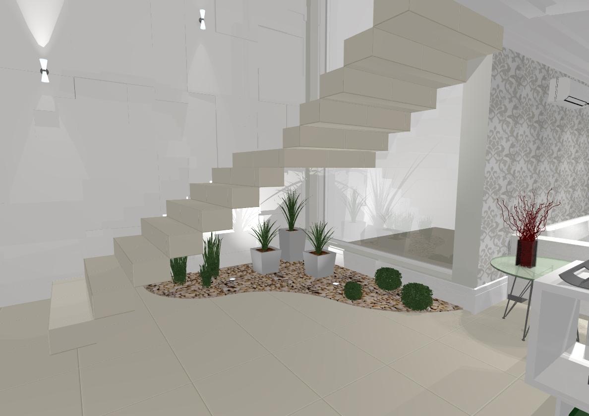 Decoração de interiores  Studio Redecorando Jardim de Inverno